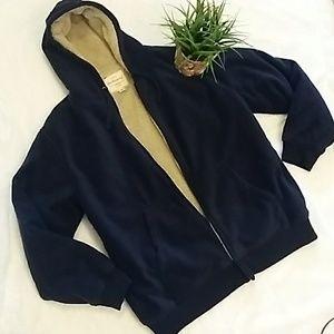 Men's Weatherproof Vintage style hooded jacket